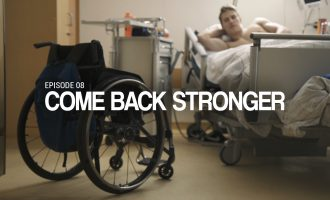 08 // COME BACK STRONGER